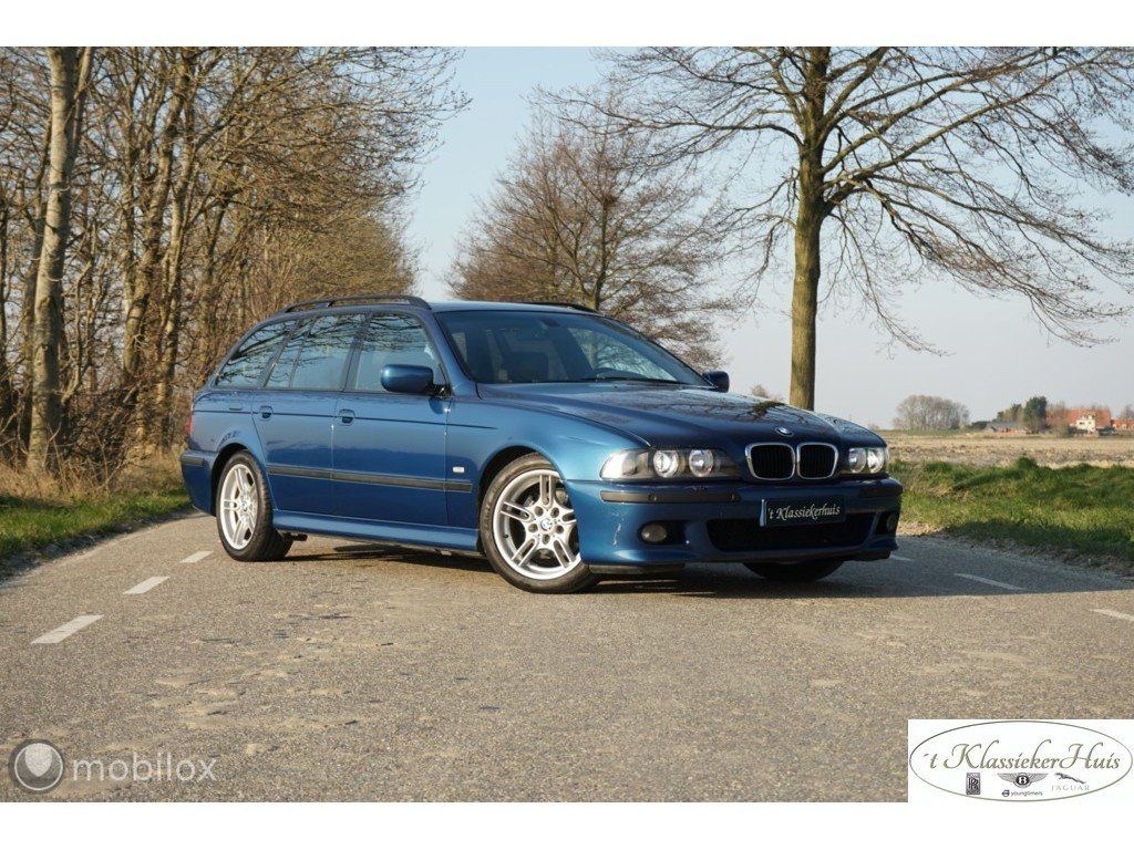 2003 Bmw 5 Series Touring 525i Classic Driver Market