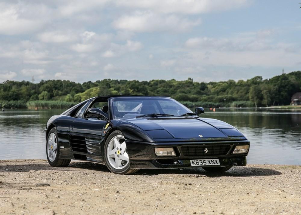 1993 Ferrari 348 Classic Driver Market