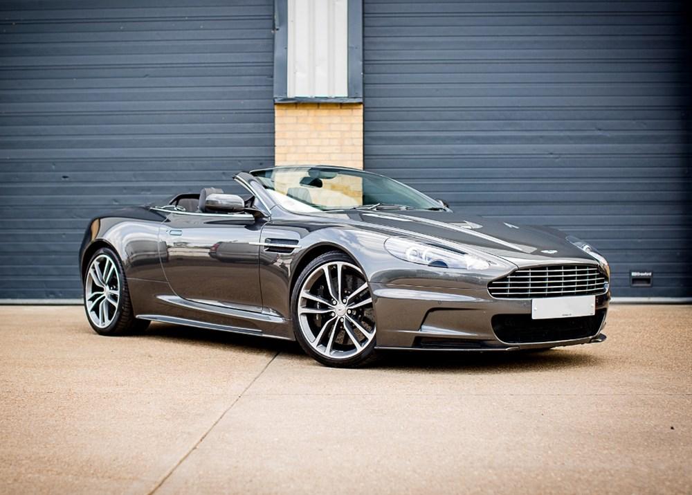 2010 Aston Martin Dbs Classic Driver Market