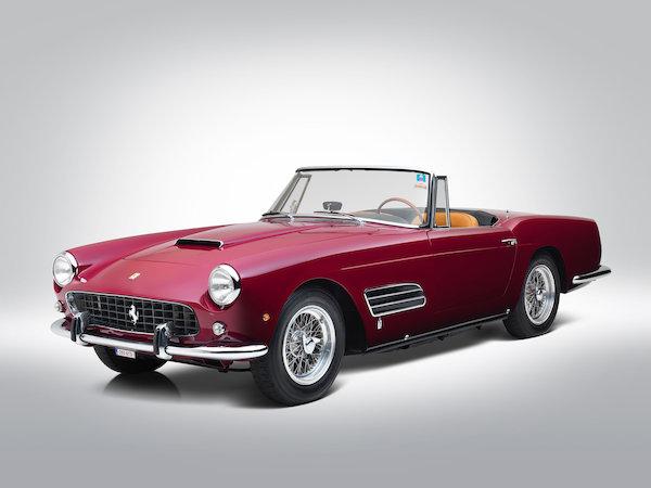 1960 Ferrari 250 Classic Driver Market