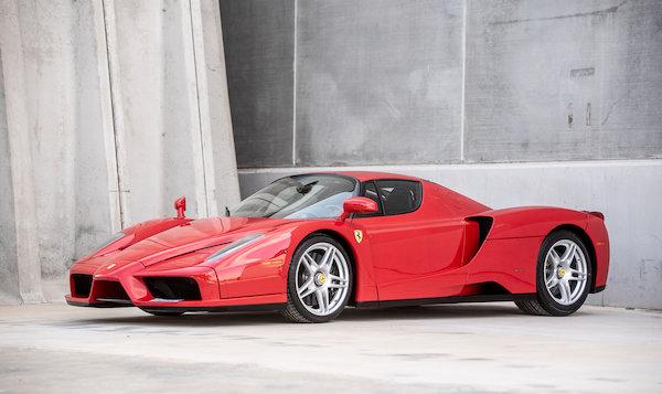 2004 Ferrari Enzo Ferrari Classic Driver Market