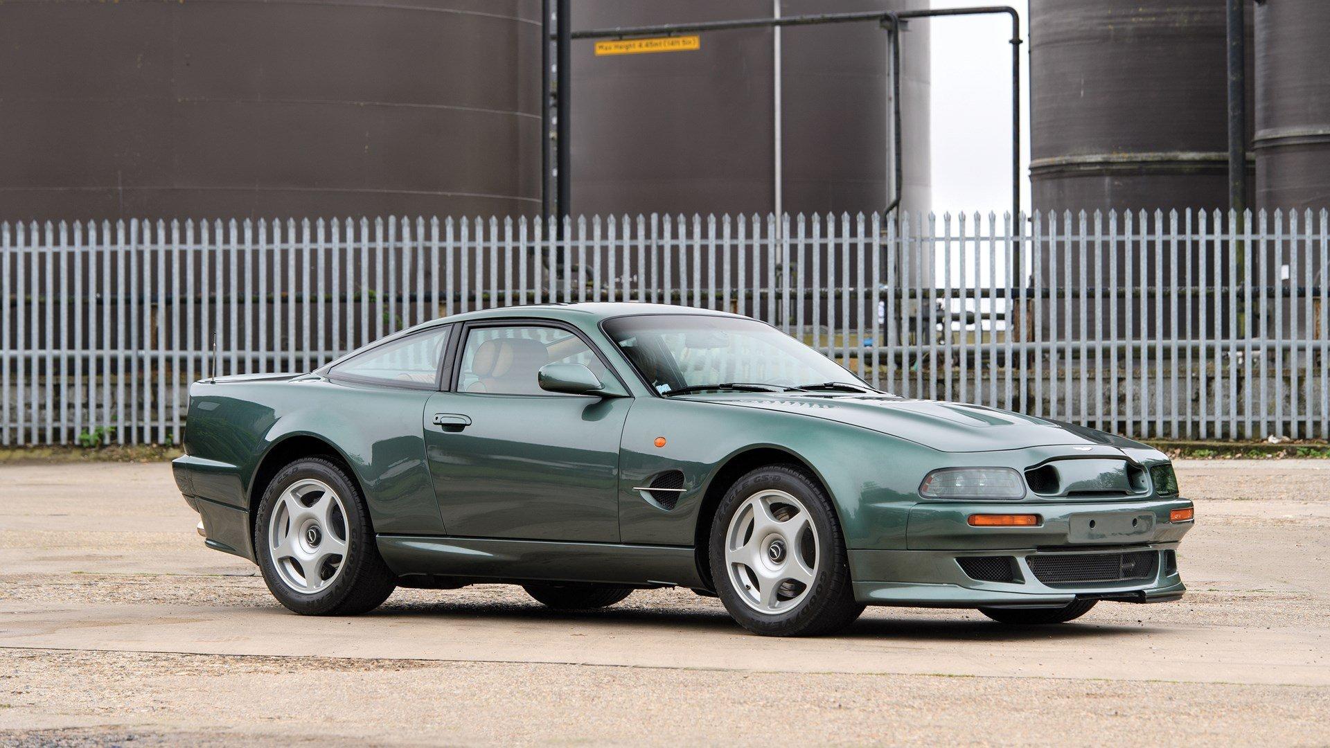 1999 Aston Martin Vantage V550 Vantage Le Mans V600 Classic Driver Market