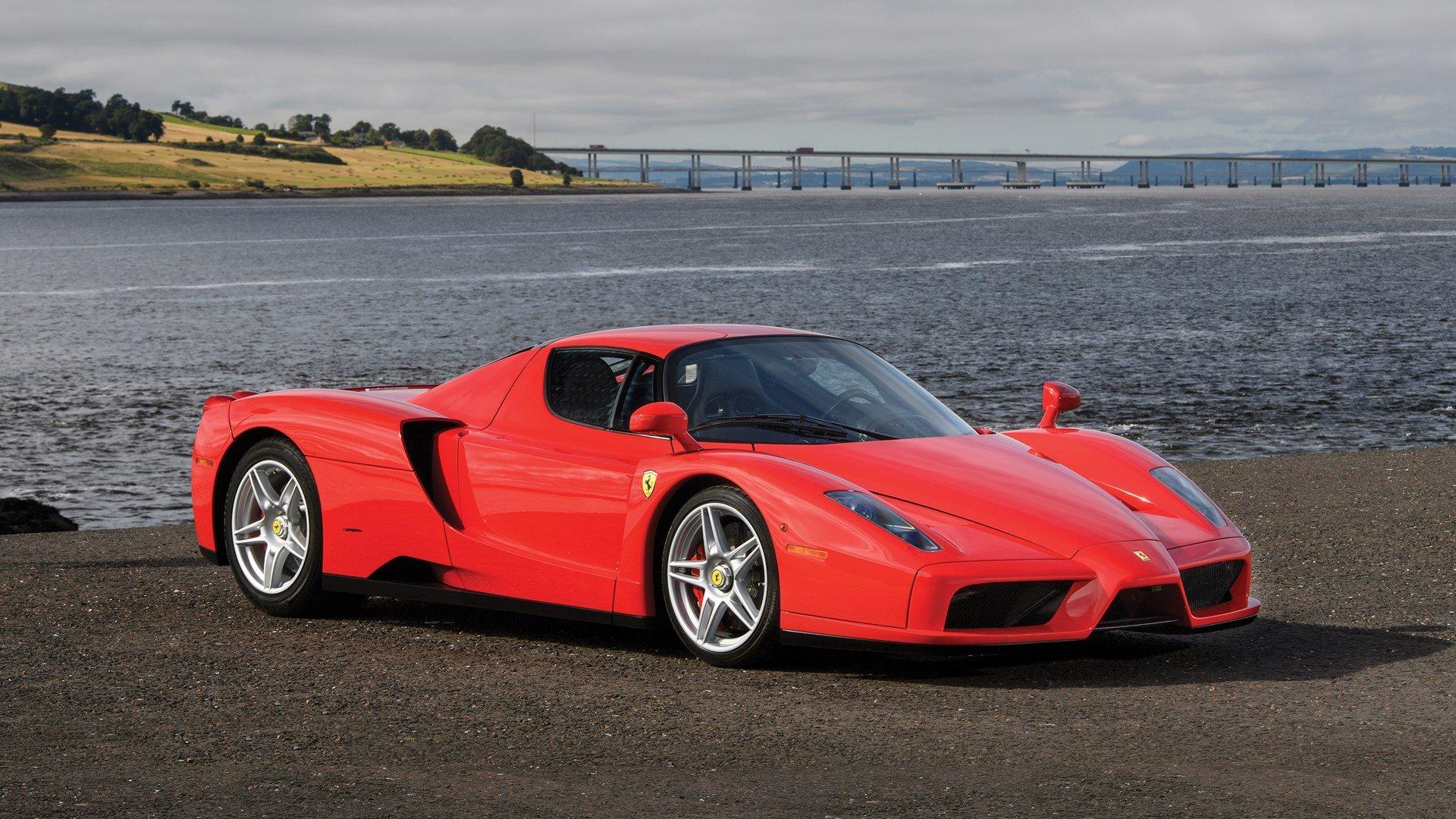 2003 Ferrari Enzo Ferrari Enzo Classic Driver Market