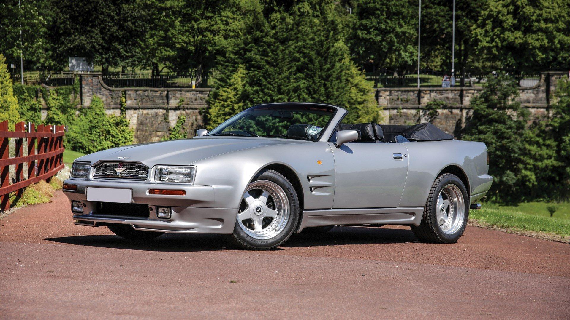 1995 Aston Martin Virage Volante Diamond Jubilee Classic Driver Market