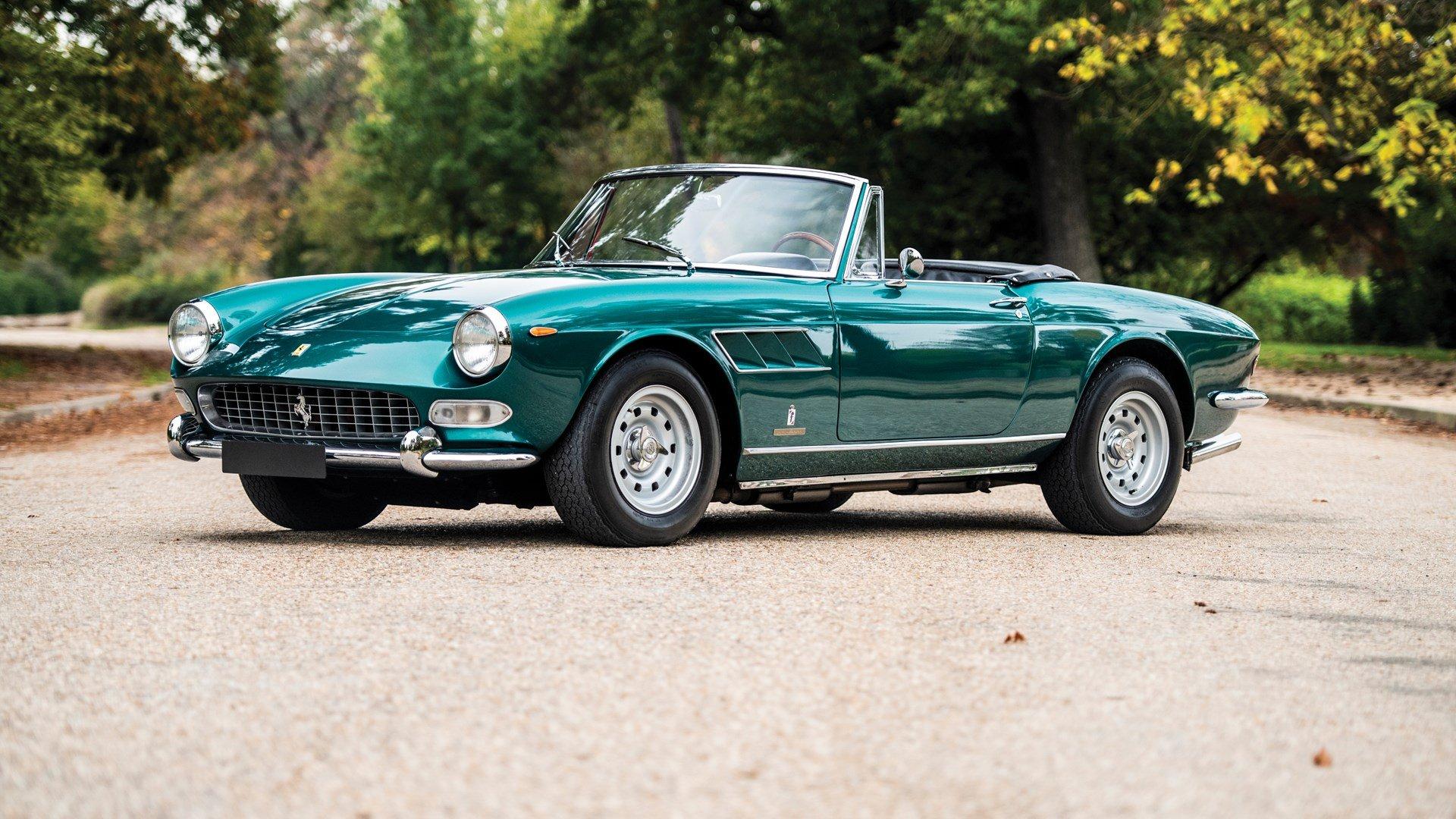 1965 Ferrari 275 Gts Oldtimer Zu Verkaufen