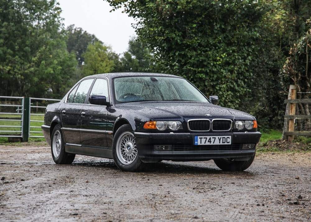 1999 Bmw 7 Series Classic Driver Market