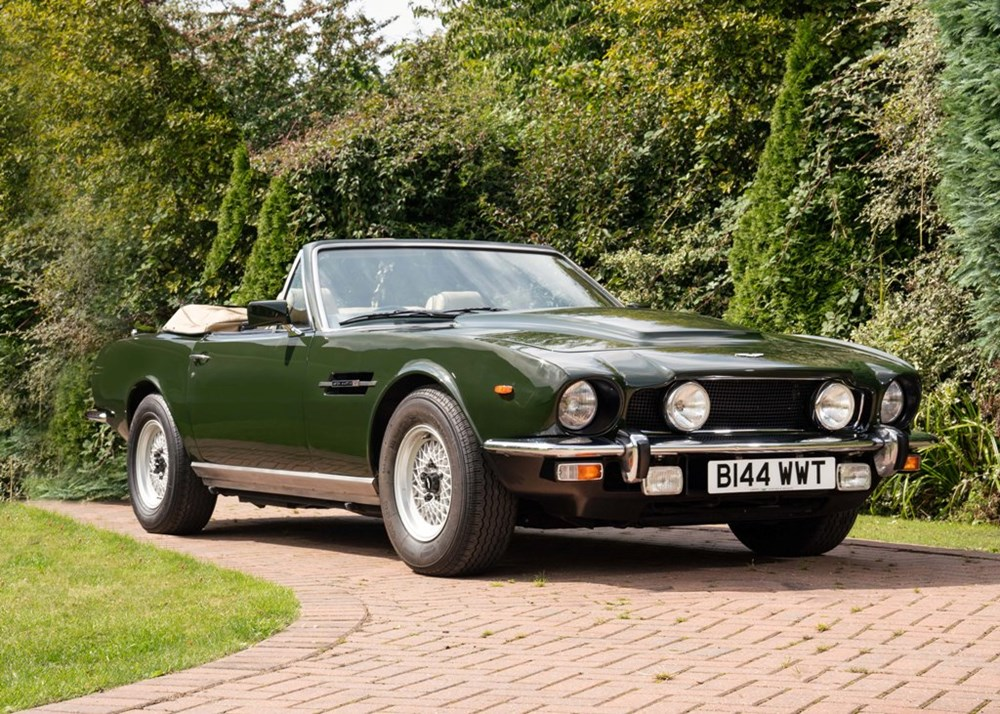 1985 Aston Martin V8 Classic Driver Market