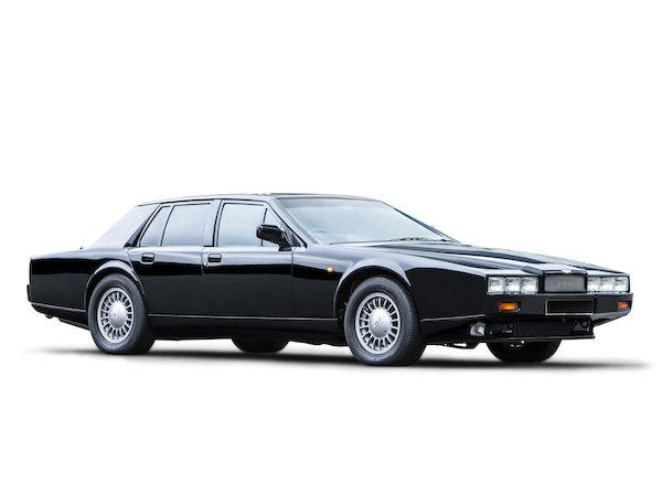 1989 Aston Martin Lagonda Classic Driver Market