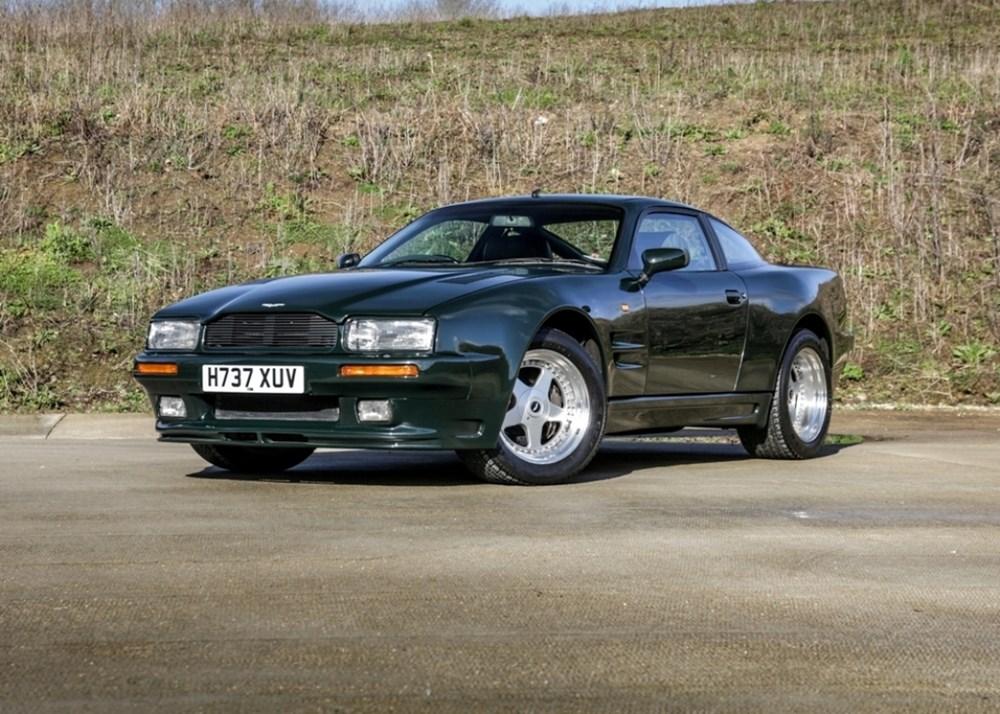 1990 Aston Martin Virage Classic Driver Market