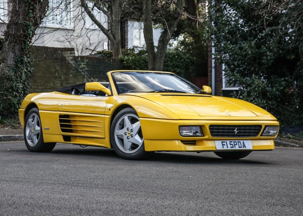 1994 Ferrari 348 Classic Driver Market