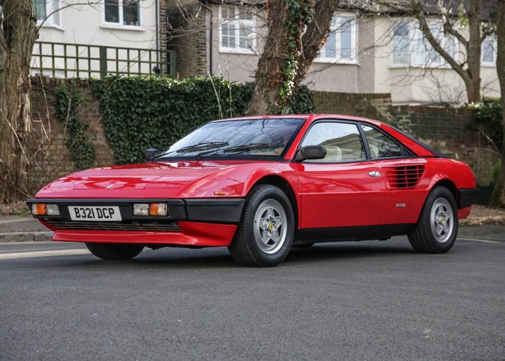 1985 Ferrari Mondial Classic Driver Market