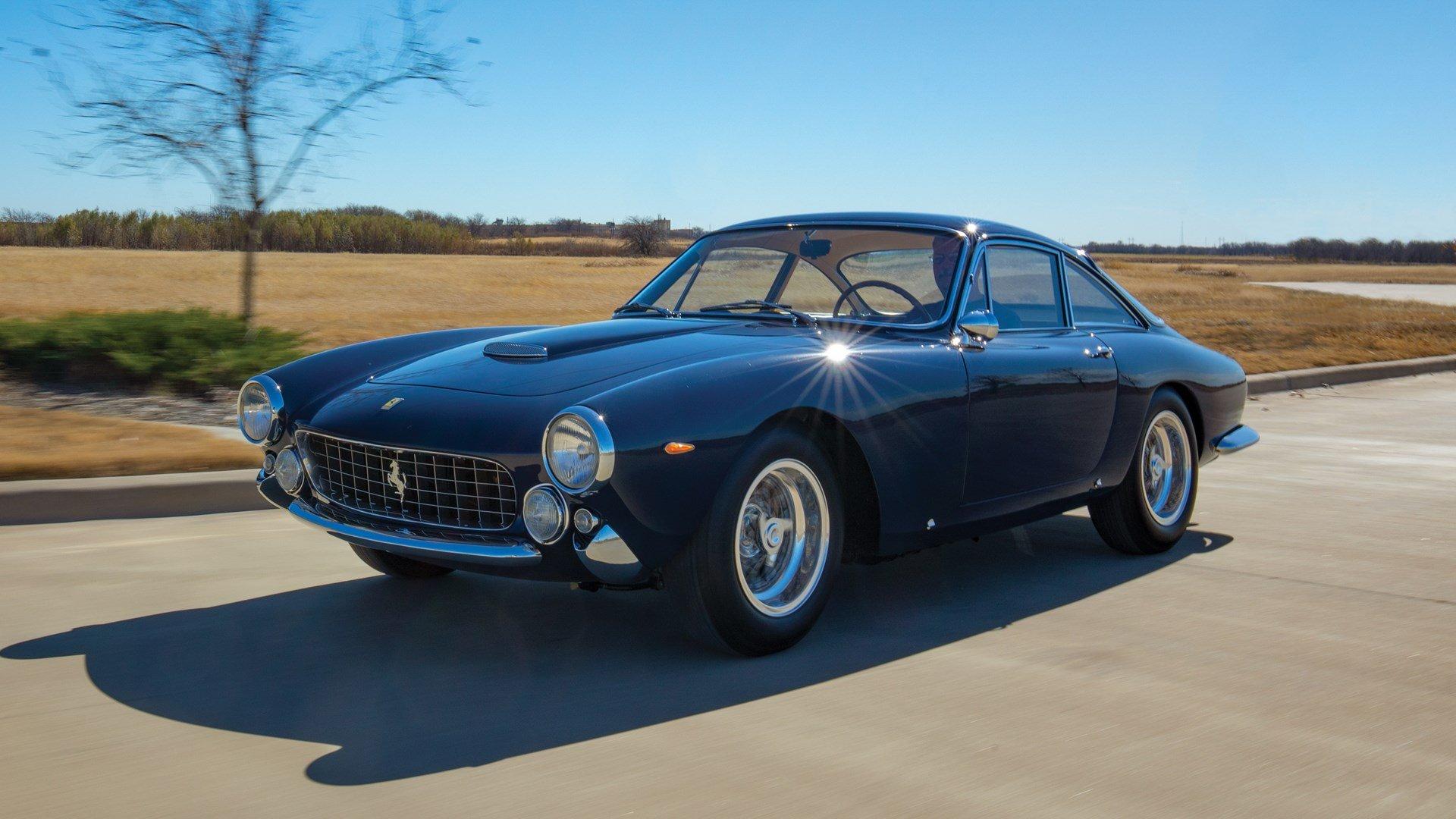 1963 Ferrari 250 Gt L Berlinetta Lusso Classic Driver Market