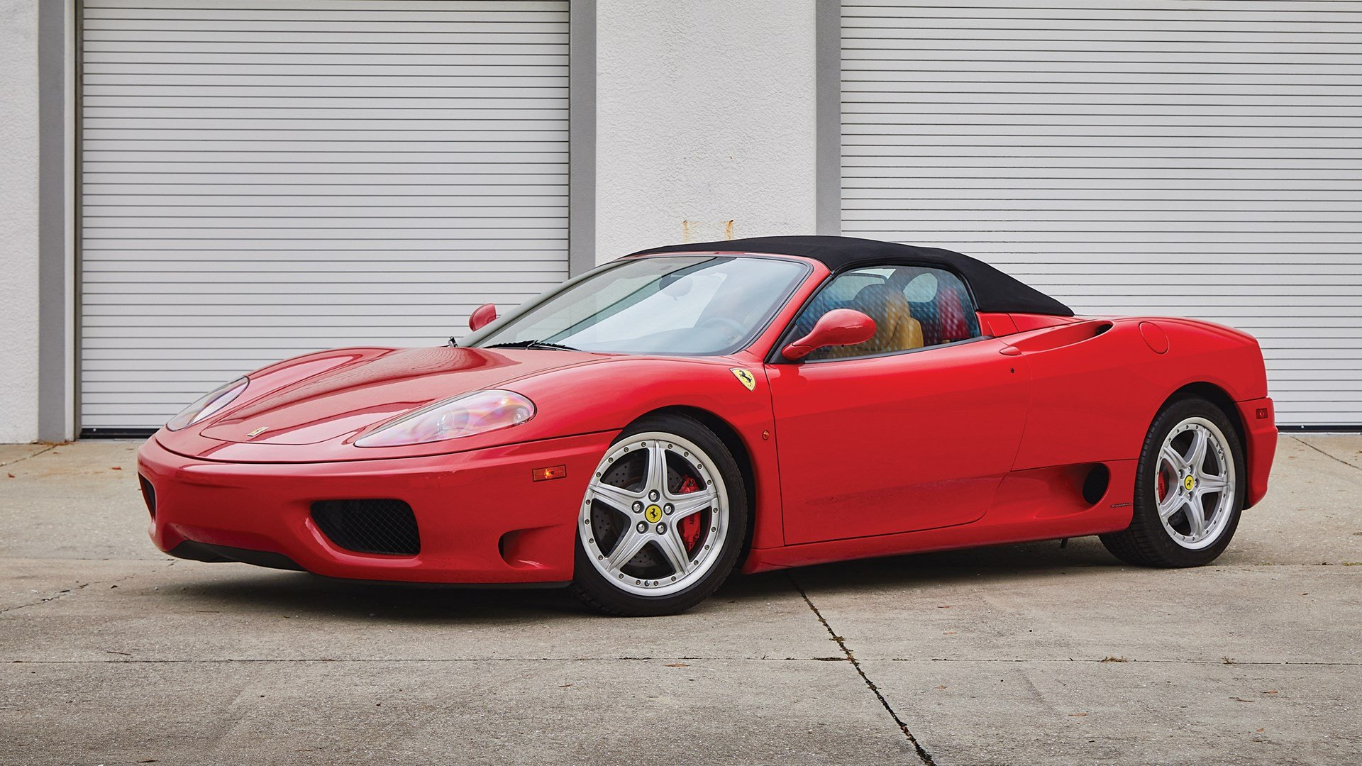 2004 Ferrari 360 Spider Classic Driver Market
