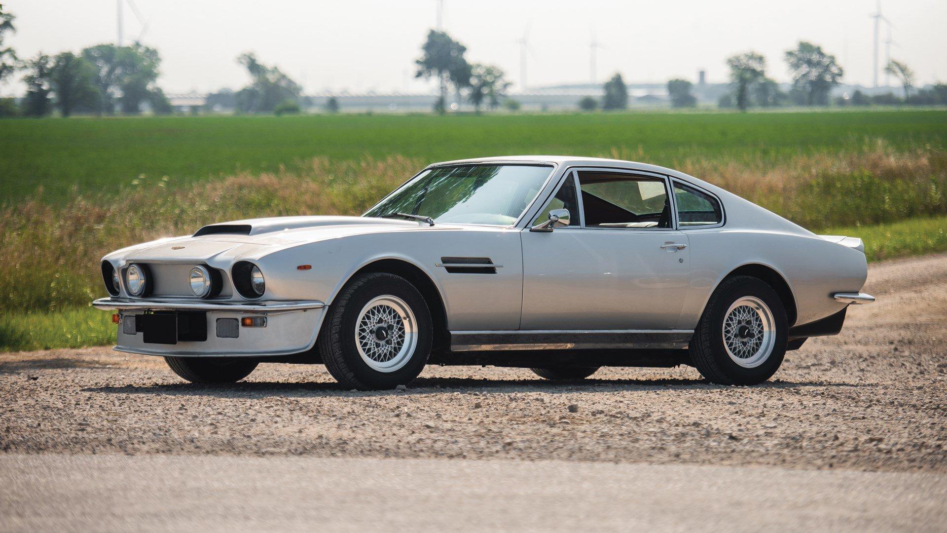 1977 Aston Martin V8 Vantage Bolt On Fliptail Classic Driver Market