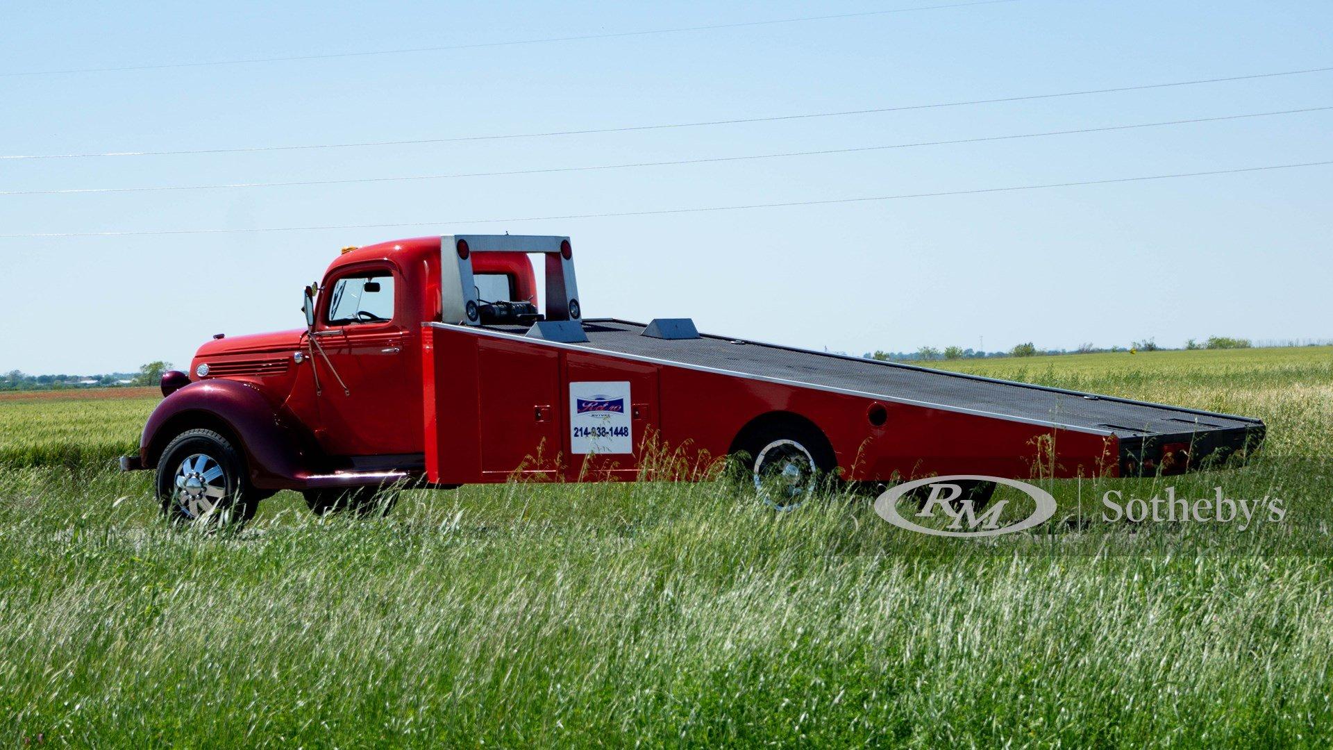 1938 Ford Custom Ramp Truck Classic Driver Market