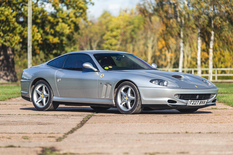 1999 Ferrari 550 Classic Driver Market