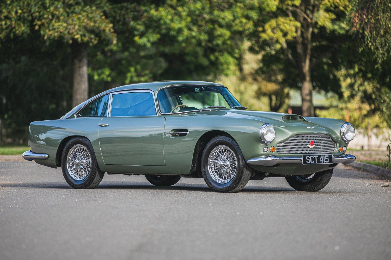 1960 Aston Martin Db4 Classic Driver Market