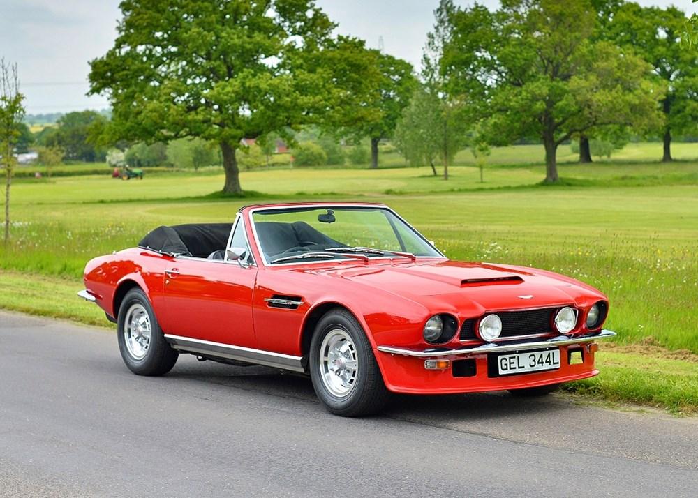 1973 Aston Martin V8 Classic Driver Market