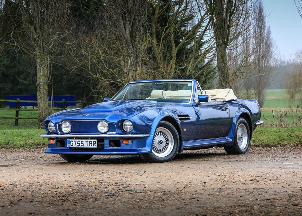 1989 Aston Martin V8 Classic Driver Market