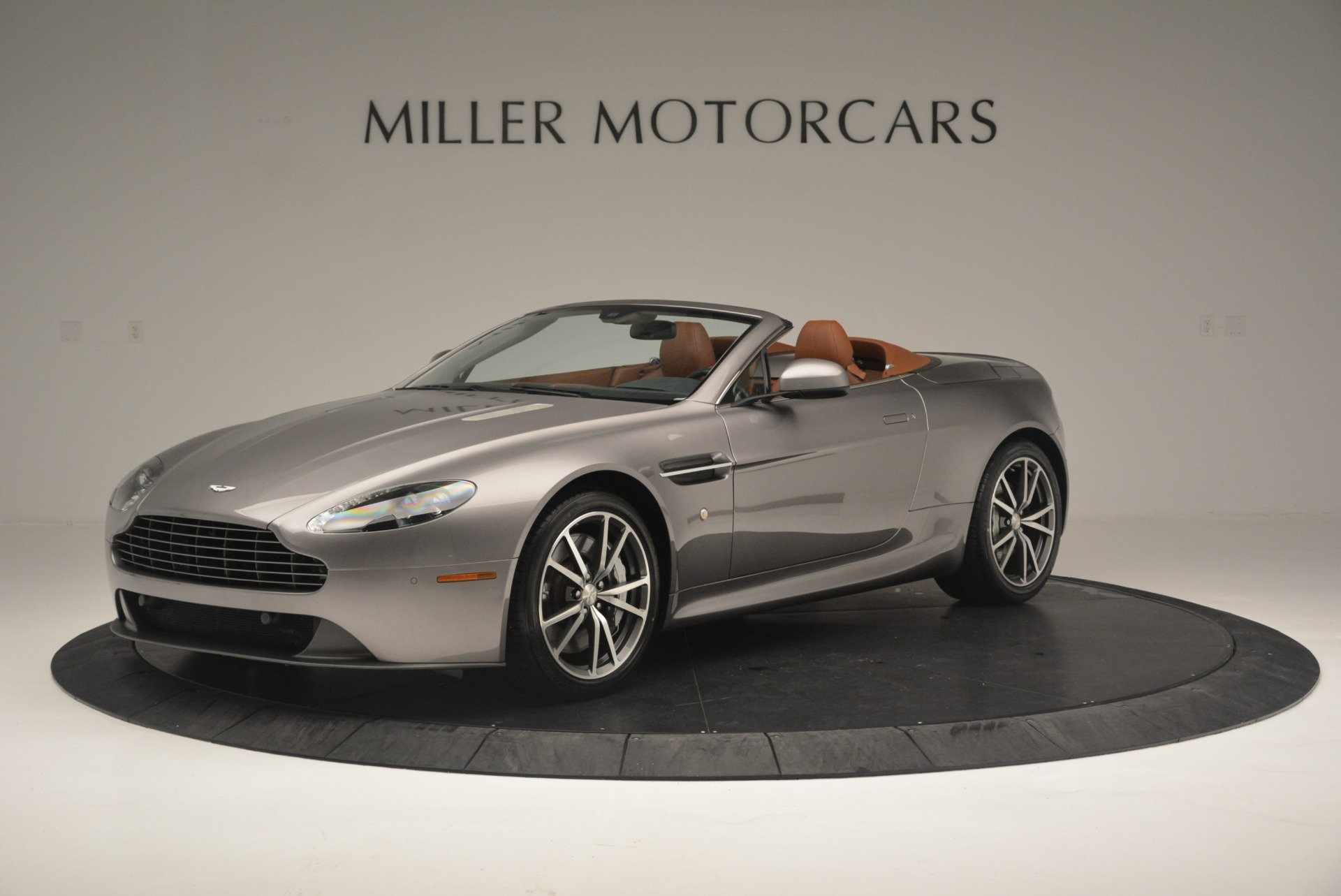 2015 Aston Martin V8 Vantage Roadster Classic Driver Market