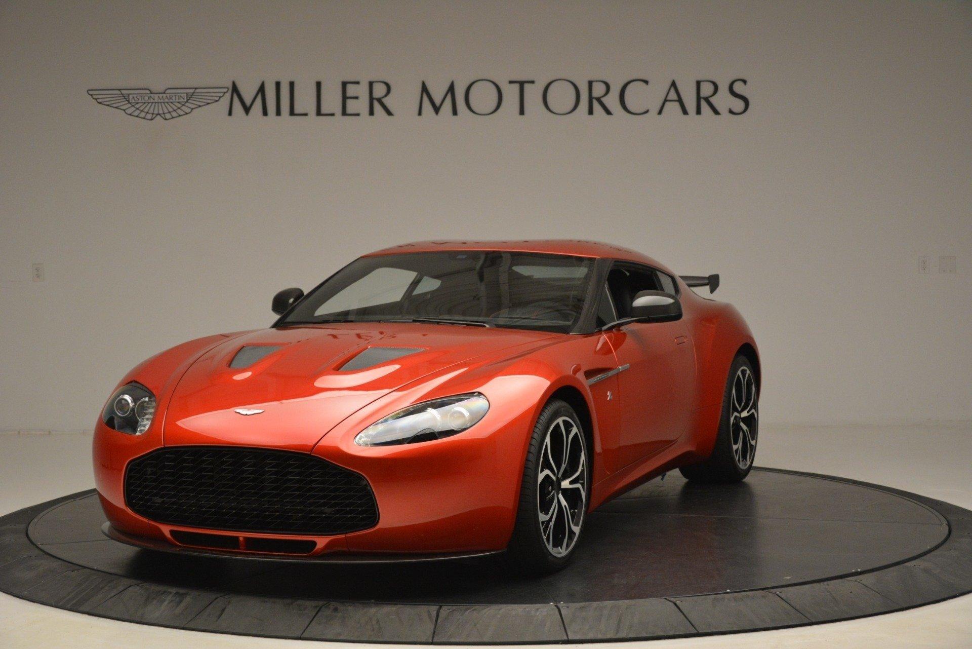 2013 Aston Martin V12 Vantage Coupe Classic Driver Market