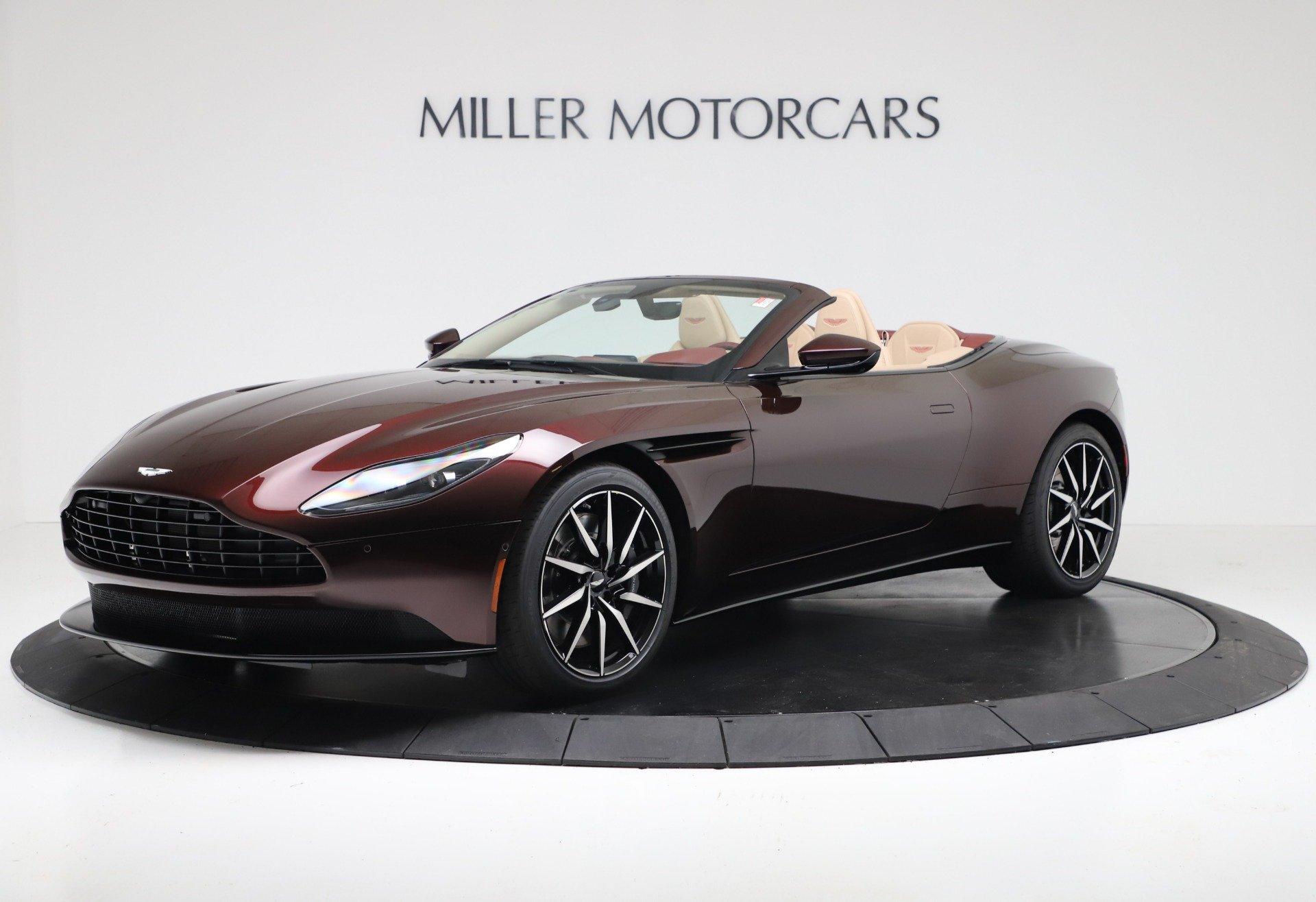 2020 Aston Martin Db11 Convertible Classic Driver Market