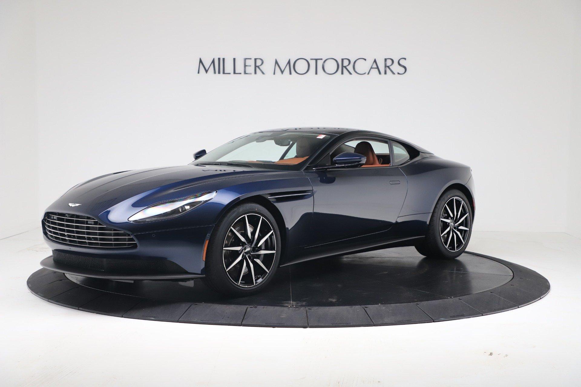 2020 Aston Martin Db11 Coupe Classic Driver Market