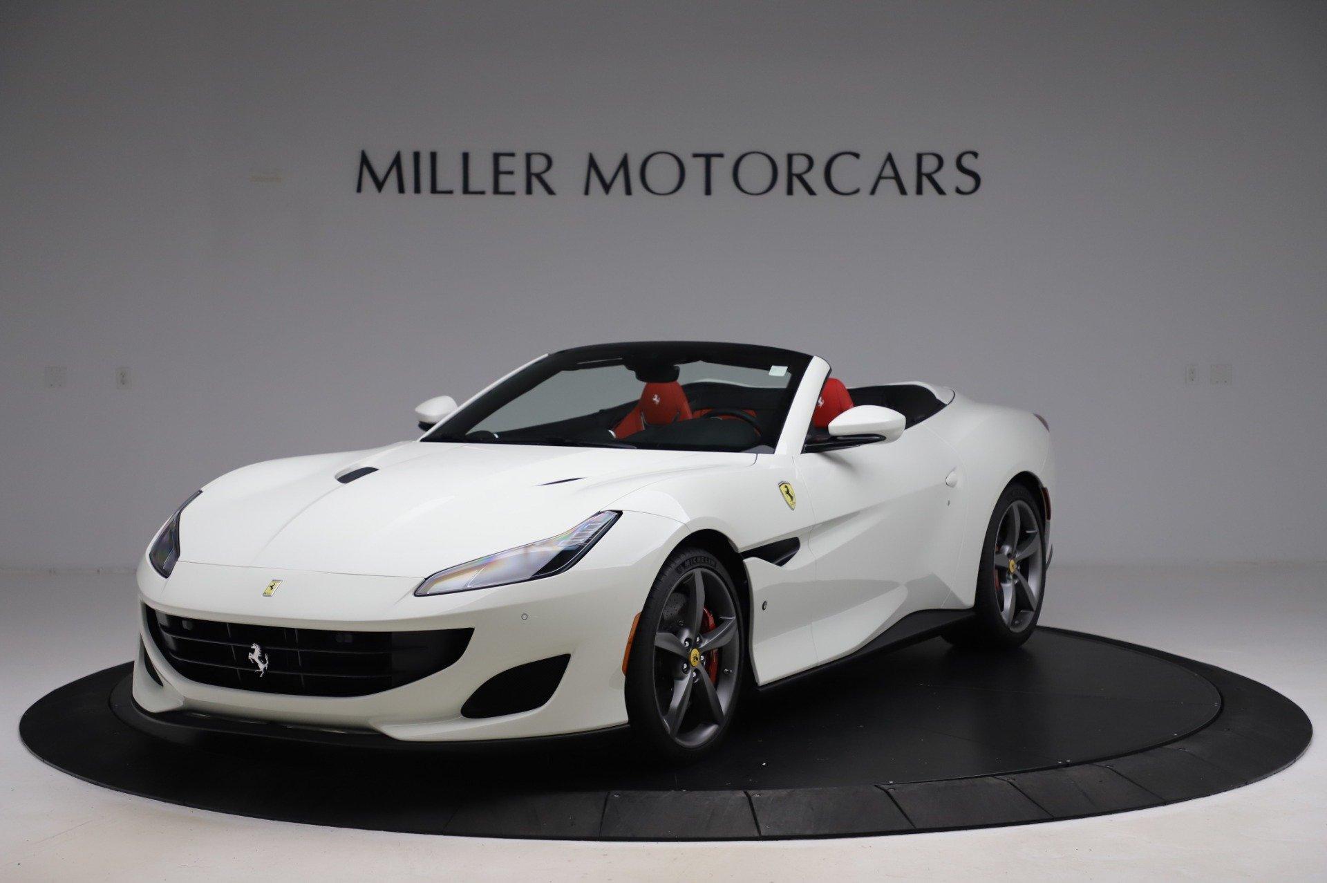 2020 Ferrari Portofino Base Classic Driver Market