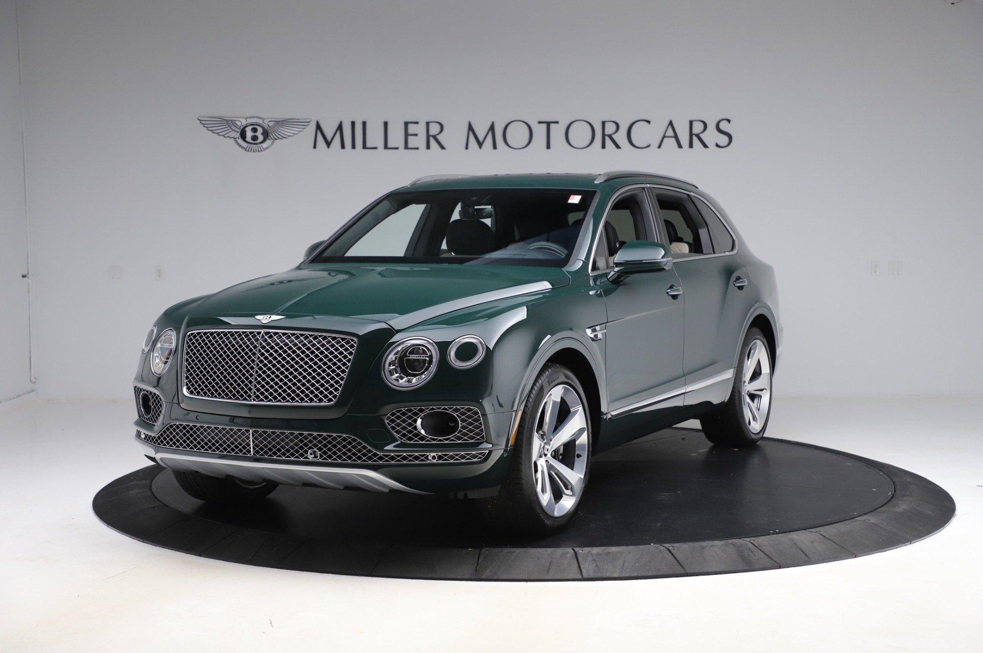 2020 Bentley Bentayga V8 Classic Driver Market