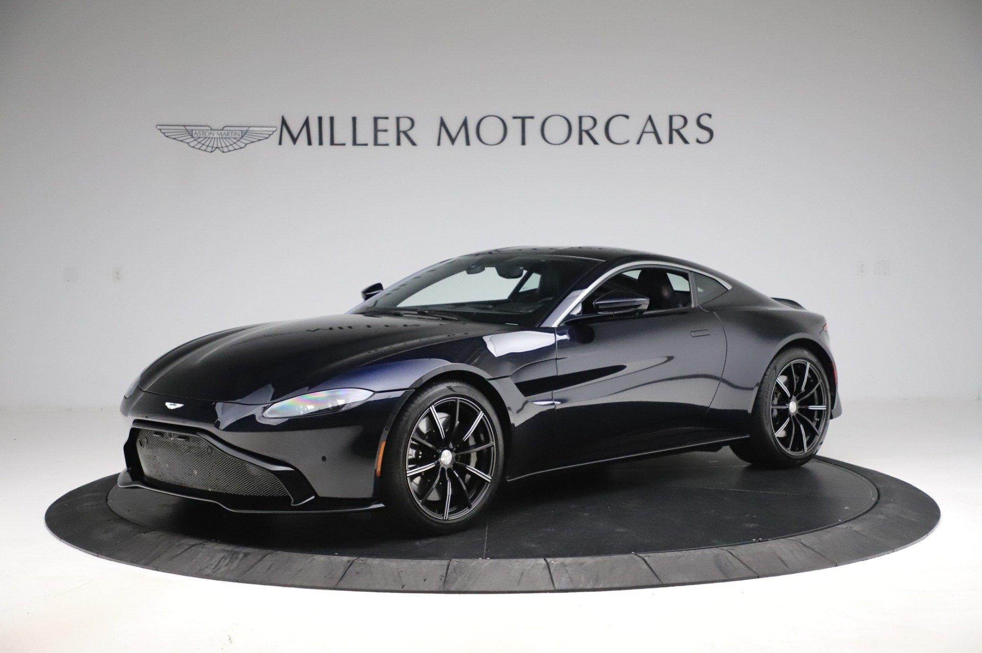 2019 Aston Martin V8 Vantage Classic Driver Market