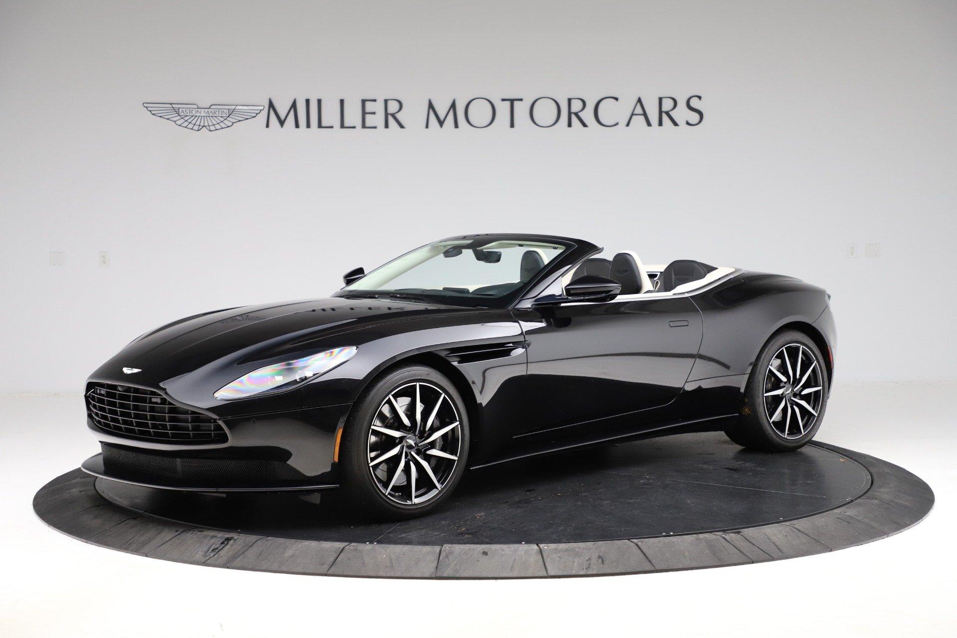 2020 Aston Martin Db11 Volante Classic Driver Market