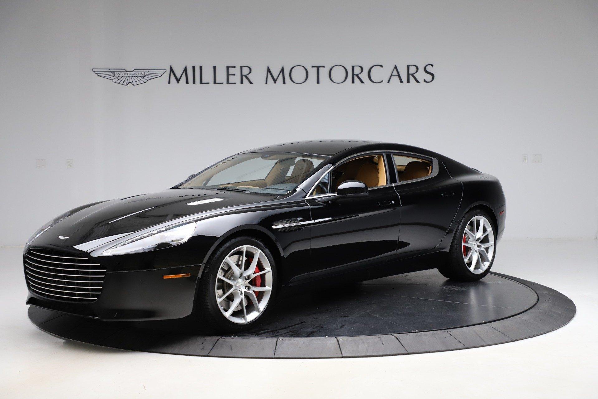 2016 Aston Martin Rapide S Classic Driver Market