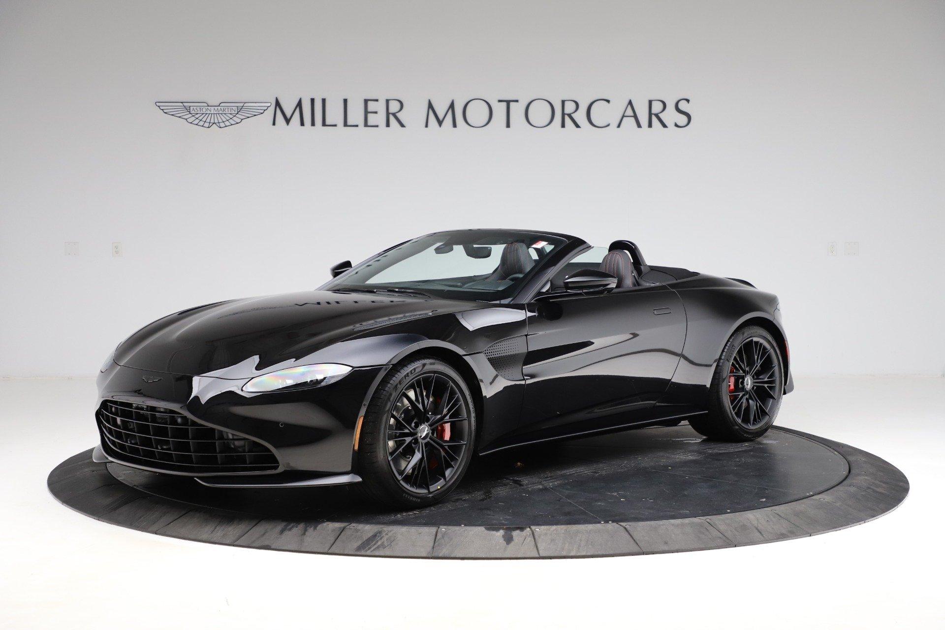 2021 Aston Martin V8 Vantage Roadster Classic Driver Market