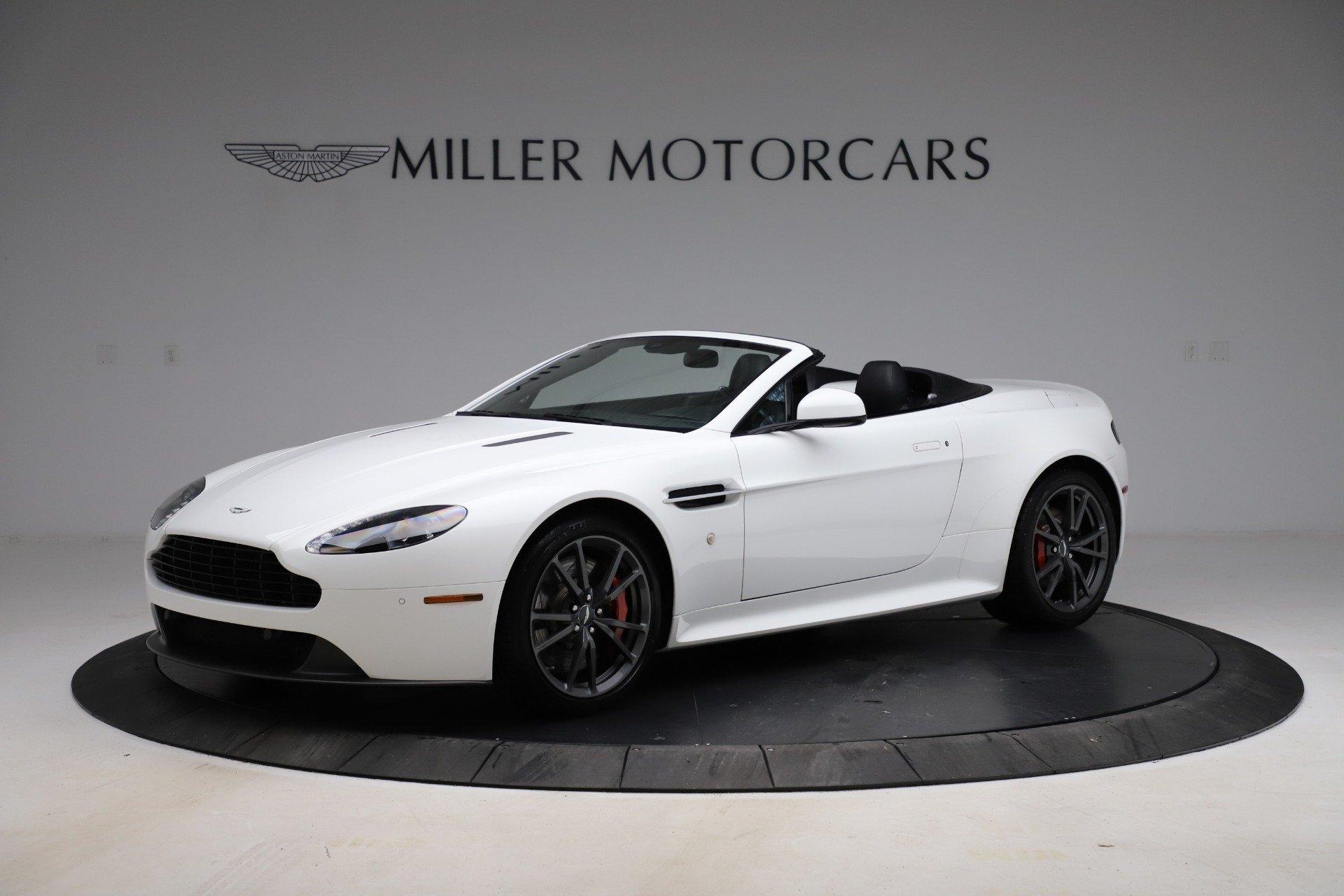 2015 Aston Martin V8 Vantage Gt Roadster Classic Driver Market
