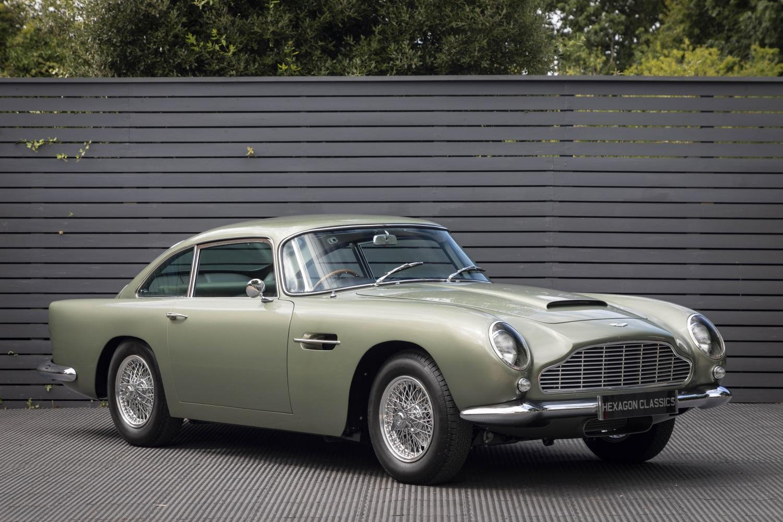 1963 Aston Martin Db4 Classic Driver Market