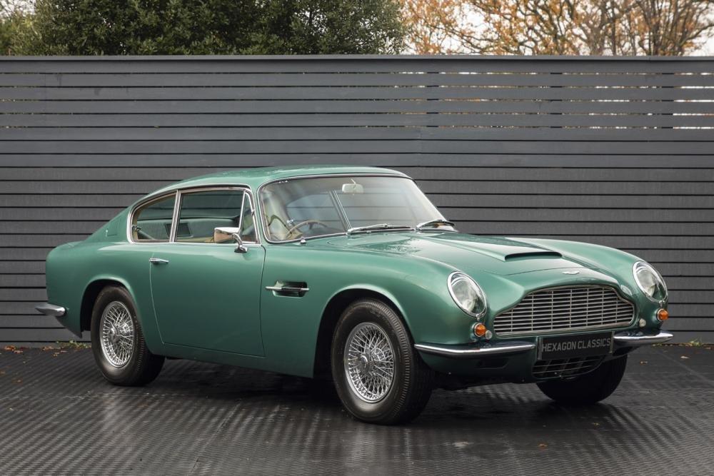 1970 Aston Martin Db6 Classic Driver Market