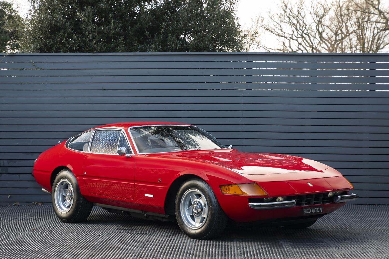 1972 Ferrari 365 Classic Driver Market