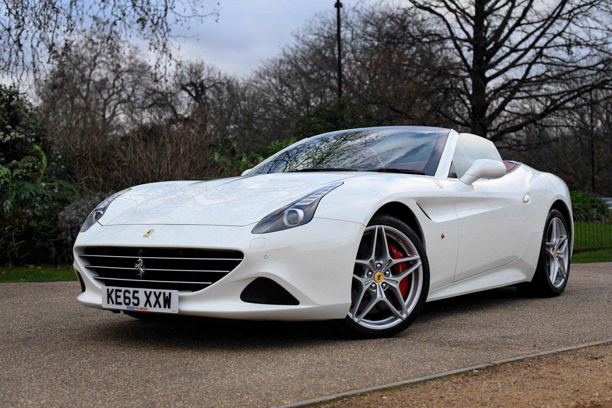 2015 Ferrari California Classic Driver Market
