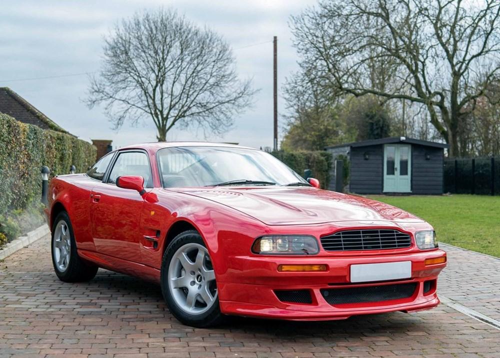 1994 Aston Martin Vantage V550 600 Classic Driver Market
