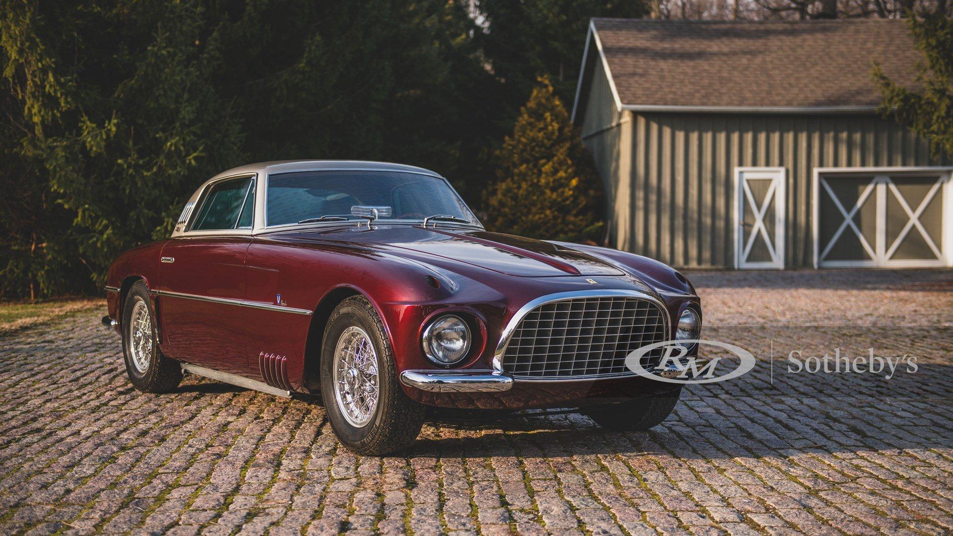 1954 Ferrari 375 America Coupe Classic Driver Market