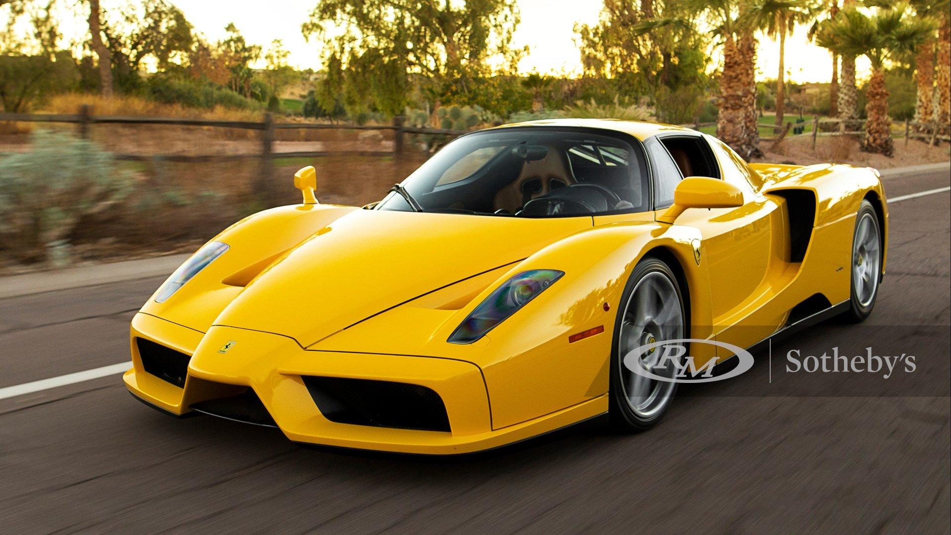 2003 Ferrari Enzo Classic Driver Market