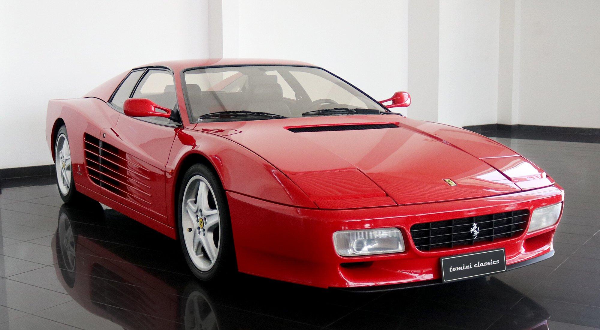 1992 Ferrari 512 Tr Classic Driver Market
