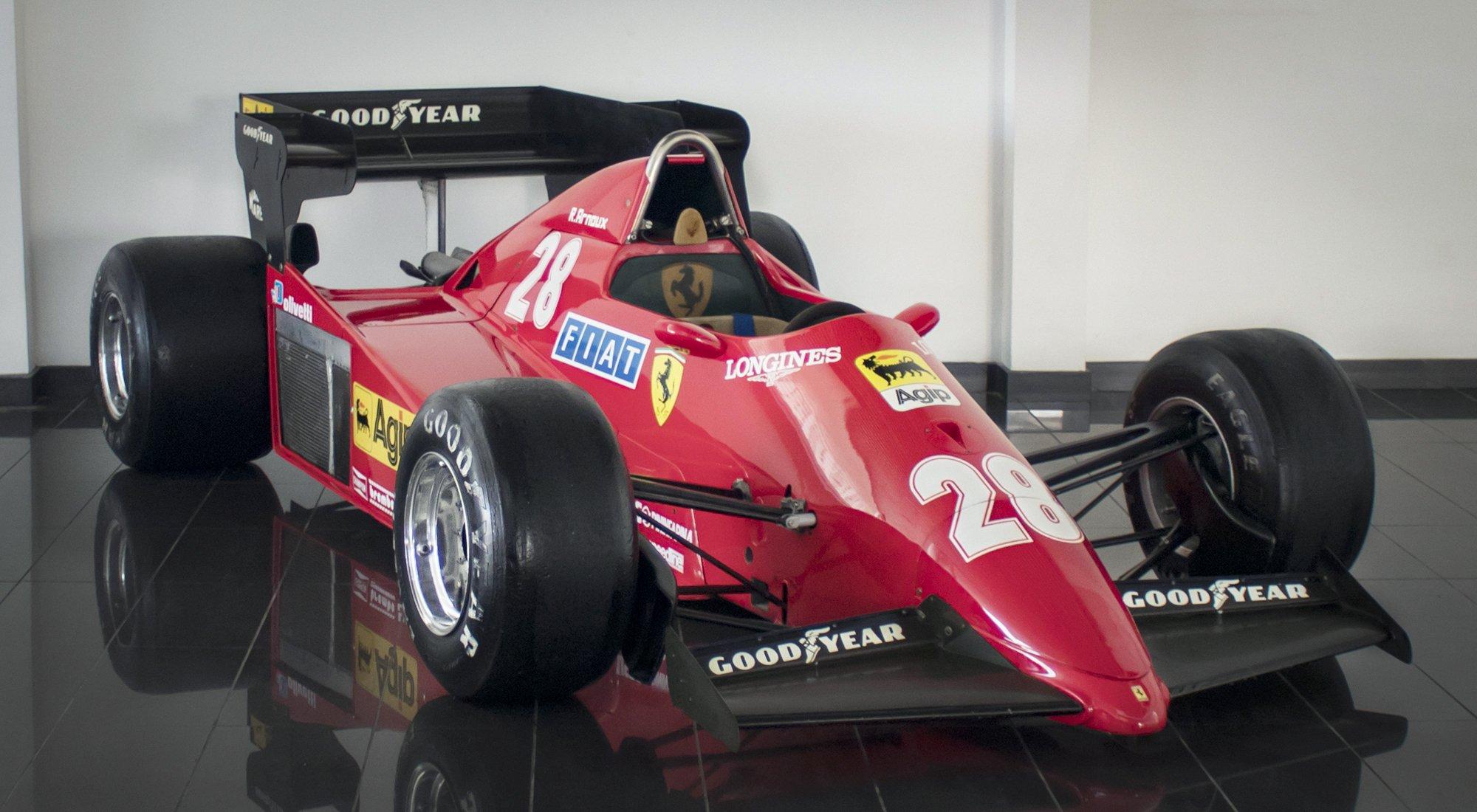 1983 Ferrari Formula 1 126 C3 Grand Prix Winner Classic Driver Market