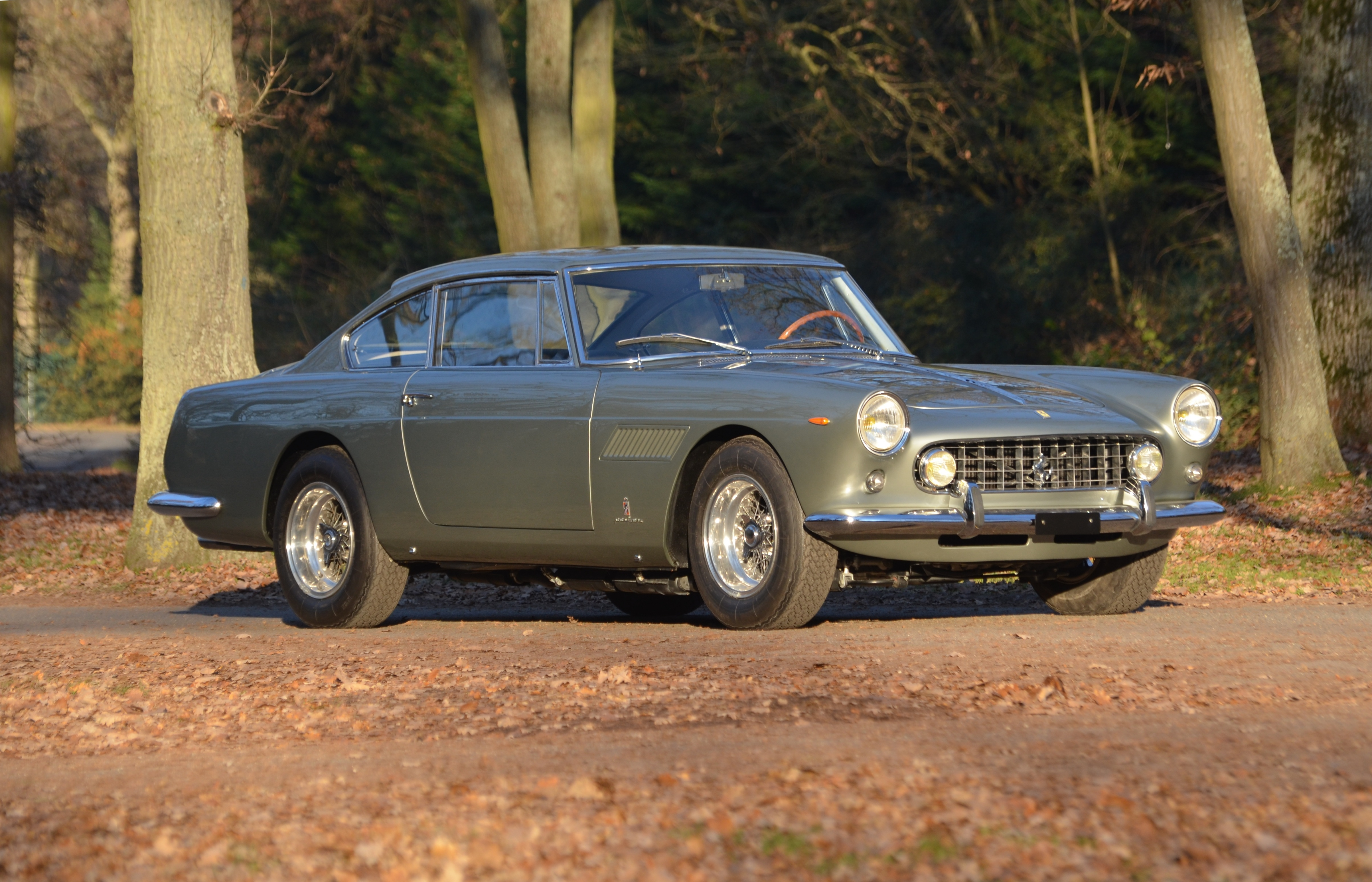 Image of Ferrari 250 GTE (1962)