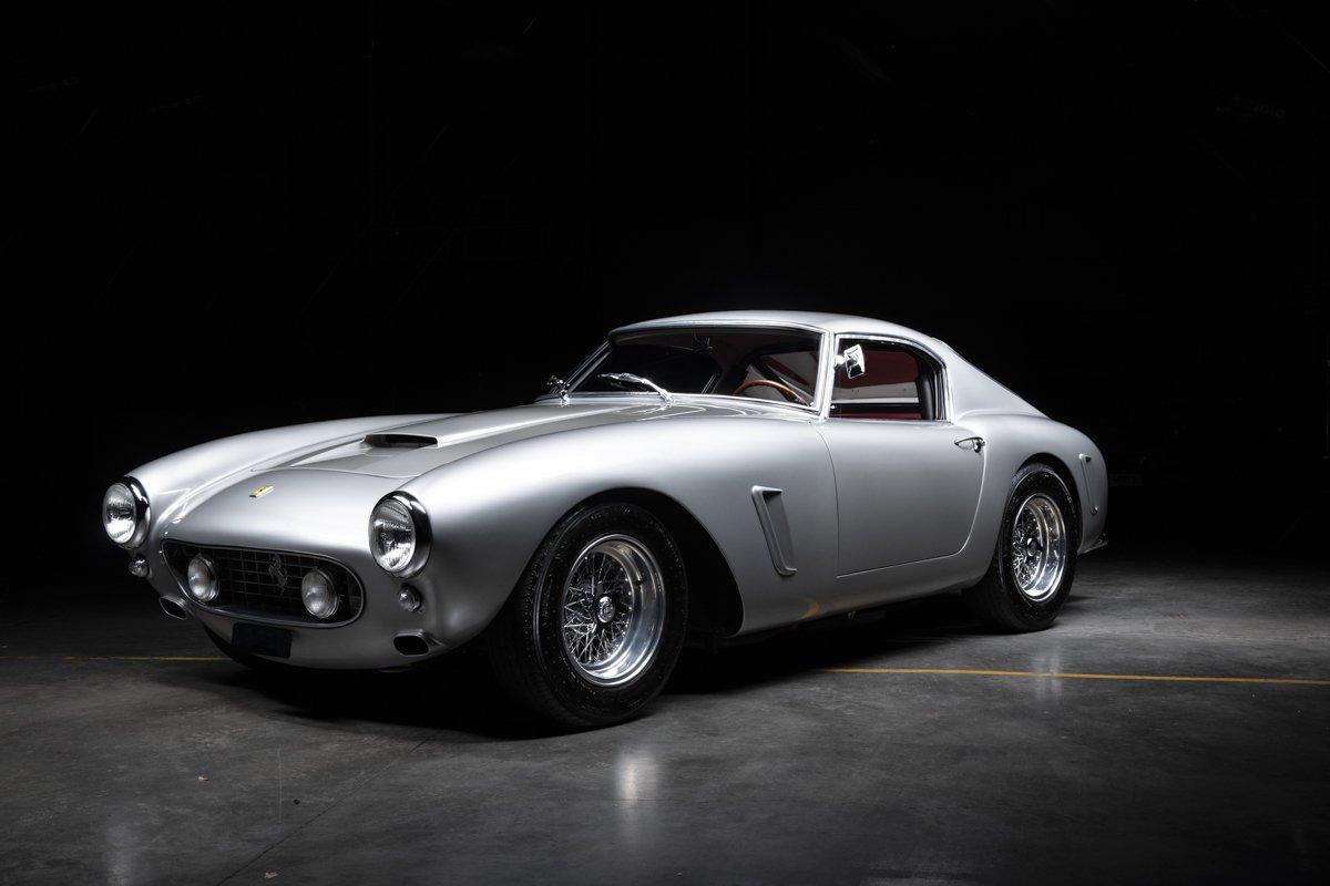 1965 Ferrari 250 Gt Swb Revival Classic Driver Market