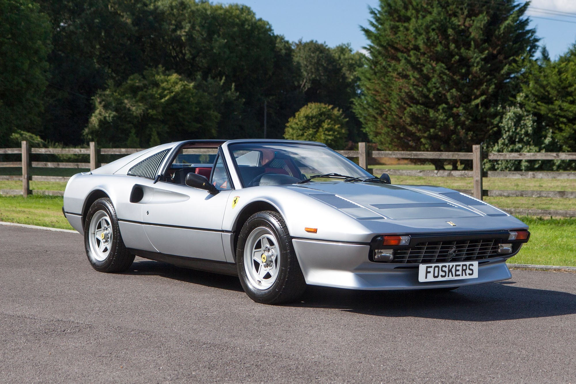 1984 Ferrari 308 Oldtimer Zu Verkaufen