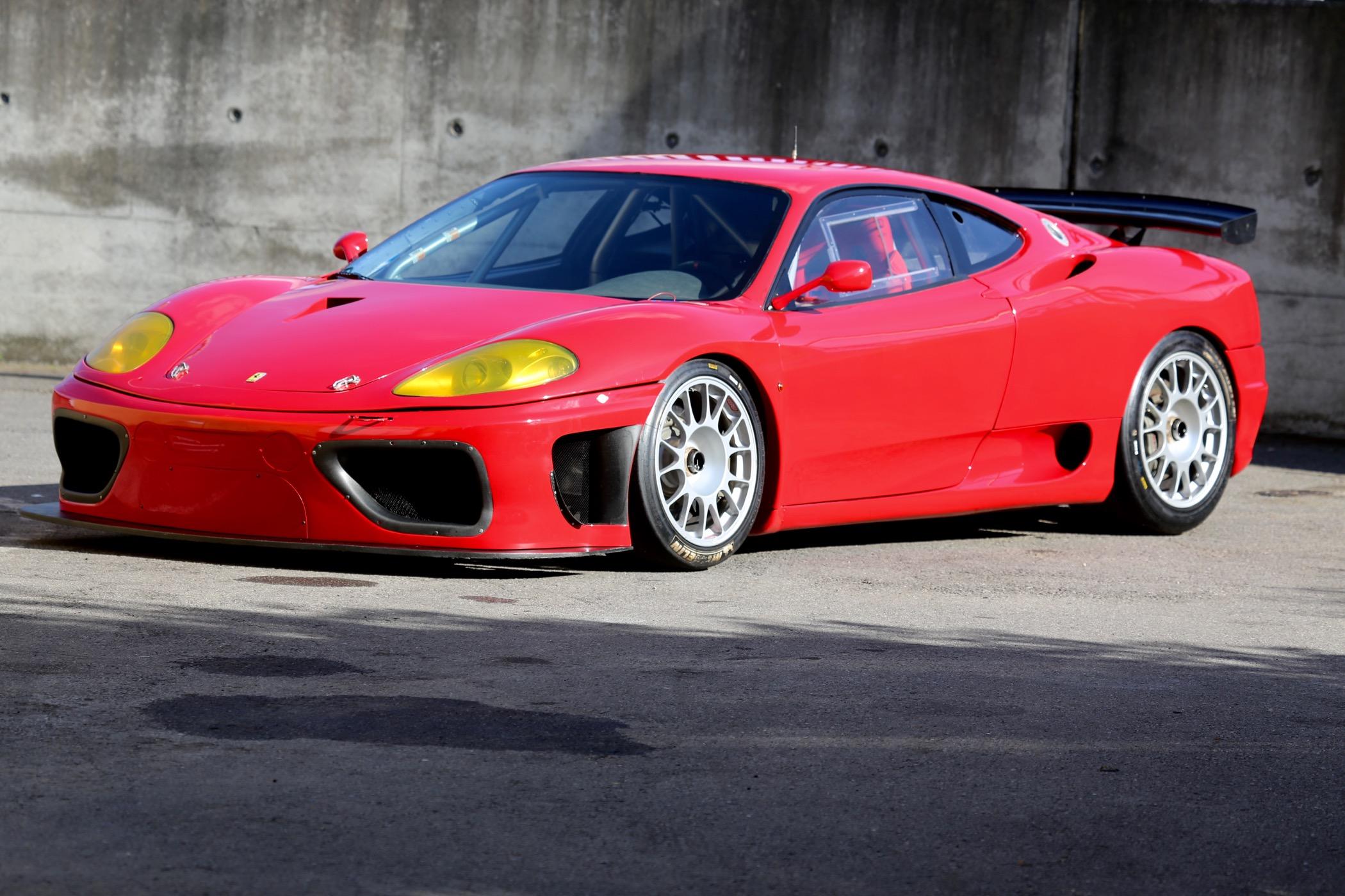 360 GT Michelotto