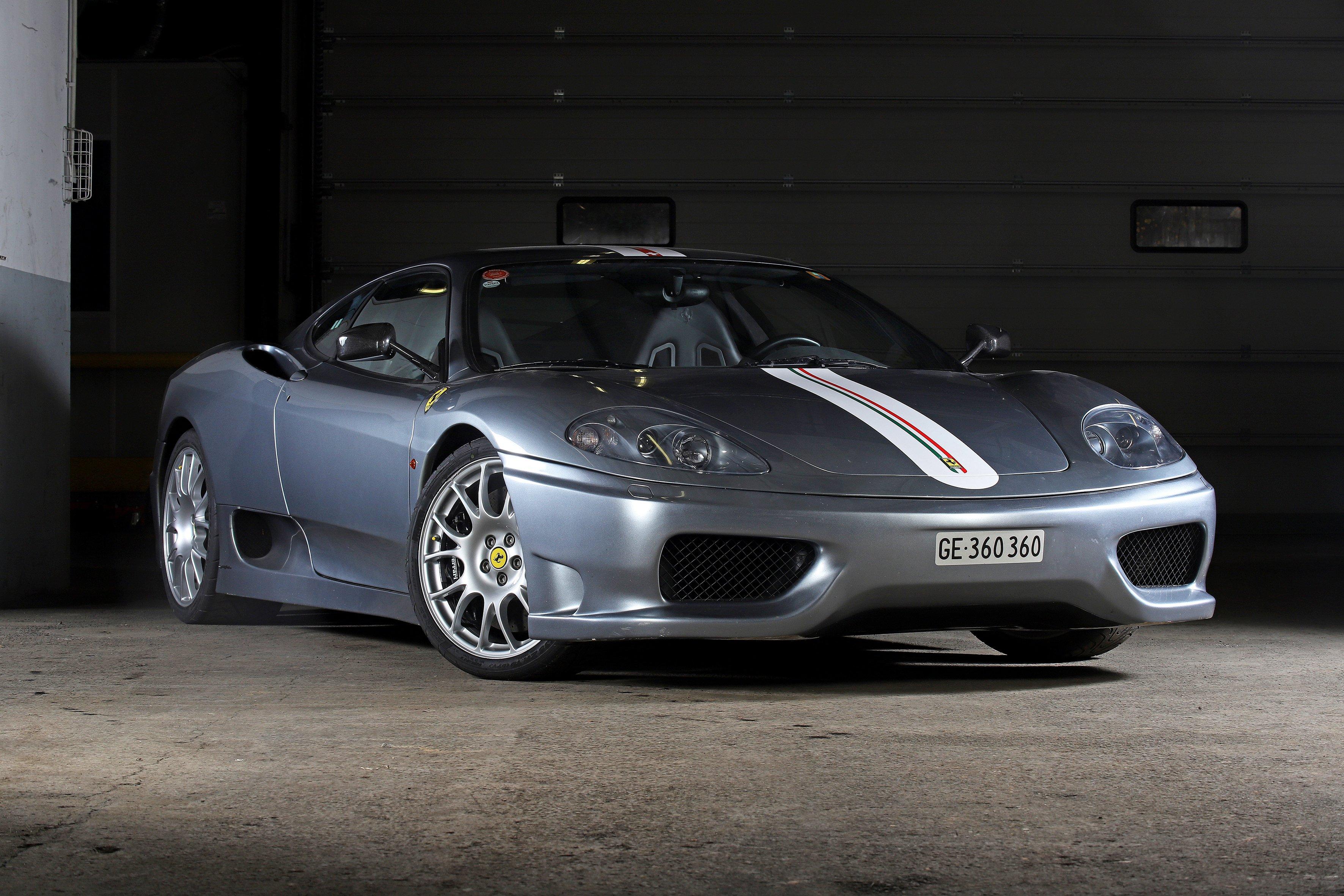 2004 Ferrari 360 Challenge Stradale Classic Driver Market