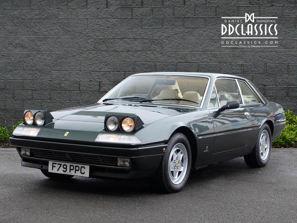 Ferrari 412 for sale classic driver 1987 ferrari 412 usd 163 901 market cars vanachro Images