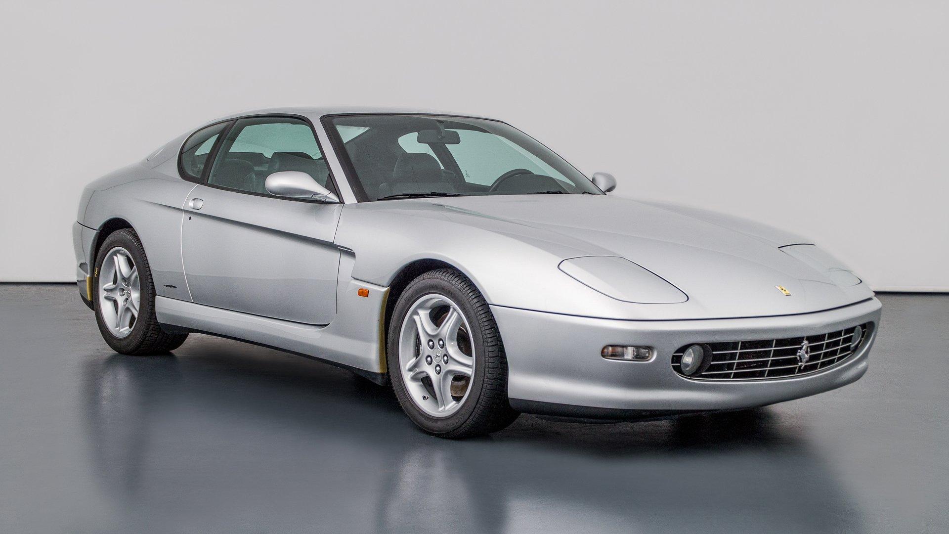 2000 Ferrari 456 M Gt Classic Driver Market